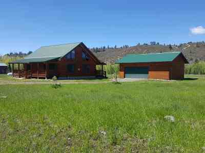 Rio Arriba County Single Family Home For Sale: 79 Juniper
