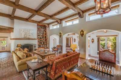 Single Family Home For Sale: 1115 Calle Conejo
