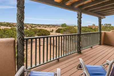 Santa Fe Single Family Home For Sale: 11 Cerrado Dr