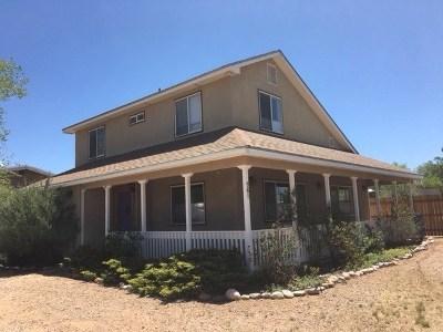 Single Family Home For Sale: 961 Acequia De Las Joyas