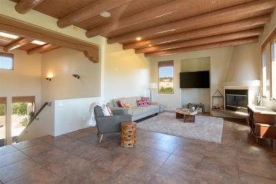Santa Fe Single Family Home For Sale: 608 Ridge Pointe