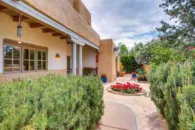 Santa Fe NM Condo/Townhouse For Sale: $830,000