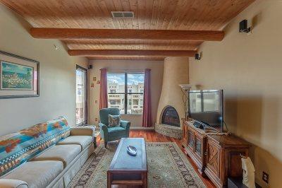 Santa Fe Condo/Townhouse For Sale: 1405 Vegas Verdes #348