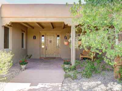 Santa Fe NM Single Family Home For Sale: $849,000