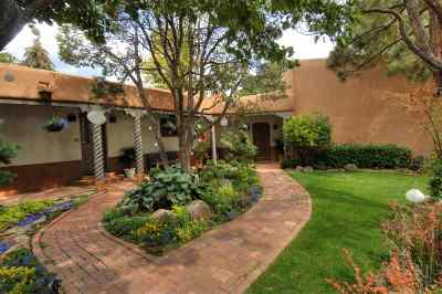 Santa Fe NM Single Family Home For Sale: $3,400,000