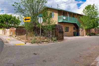 Santa Fe Multi Family Home For Sale: 757 Baca St