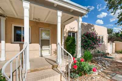 Santa Fe Single Family Home For Sale: 147 Daniel Street