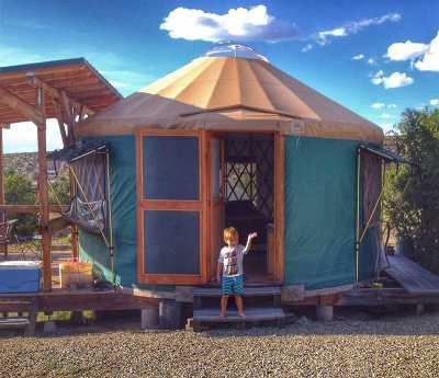 Santa Fe Single Family Home For Sale: 119 NE Paseo Encantado