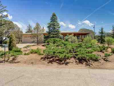 Santa Fe Single Family Home For Sale: 2209 Fort Union Drive