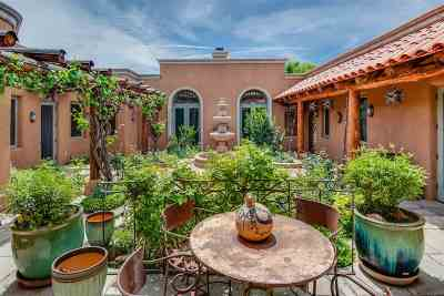 Las Campanas Single Family Home For Sale: 8 Wildhorse