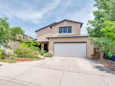 Santa Fe Single Family Home For Sale: 2271 Via Manzana