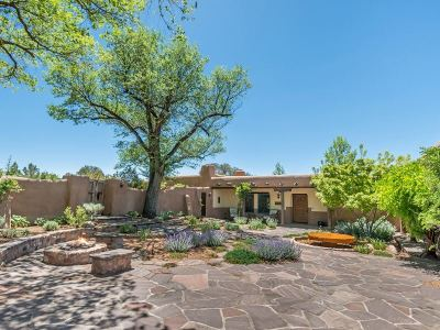 Single Family Home For Sale: 3961 Old Santa Fe Trail