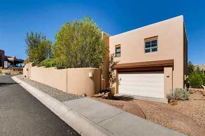 Santa Fe Single Family Home For Sale: 1 Calle Las Casas