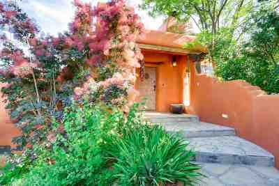 Santa Fe Single Family Home For Sale: 70 Vuelta Maria