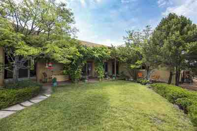 Single Family Home For Sale: 41 Vista Hermosa