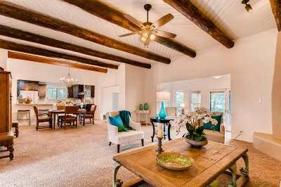 Santa Fe Single Family Home For Sale: 2246 Calle Cacique