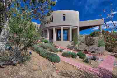Albuquerque Single Family Home For Sale: 250 NE Spring Creek