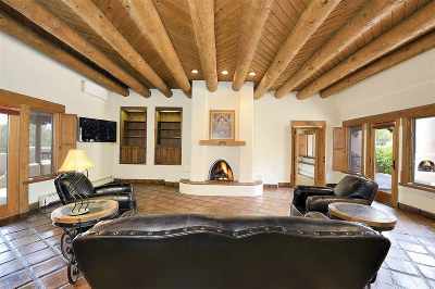 Santa Fe Single Family Home For Sale: 1860 Forest Circle