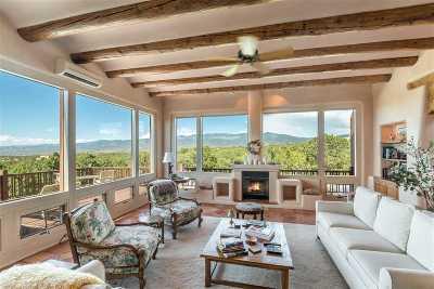 Santa Fe Single Family Home For Sale: 23 Loma Serena