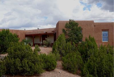 Santa Fe Single Family Home For Sale: 54 Don Jose Loop