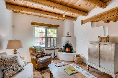 Santa Fe NM Condo/Townhouse For Sale: $380,000