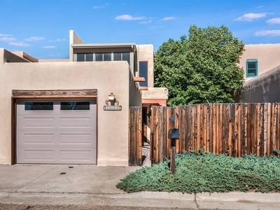 Santa Fe Condo/Townhouse For Sale: 2222 Camino Rancho Siringo