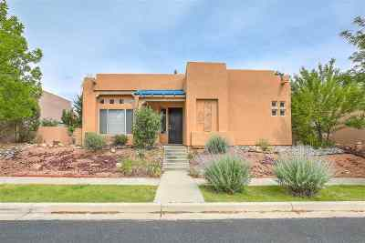 Santa Fe Single Family Home For Sale: 12 Enmedio