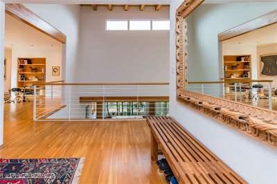 Santa Fe Single Family Home For Sale: 540 Camino Militar