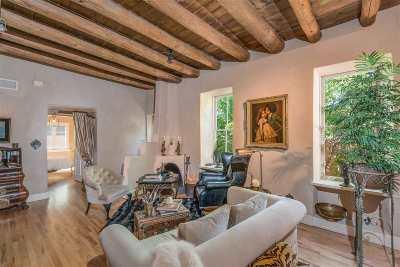 Santa Fe Condo/Townhouse For Sale: 424 Acequia Madre #16
