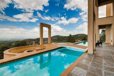 Santa Fe Single Family Home For Sale: 80 Double Arrow Rd South