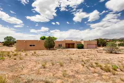 Santa Fe Single Family Home For Sale: 27 Palacio