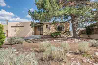 Santa Fe Single Family Home For Sale: 912 Rio Vista