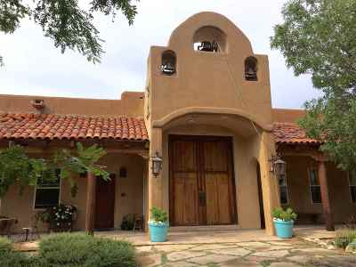 Single Family Home For Sale: 78 Vista Del Oro