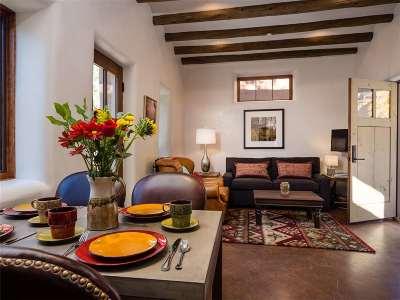 Santa Fe NM Single Family Home For Sale: $495,000