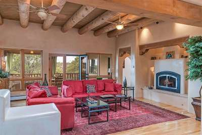 Santa Fe Single Family Home For Sale: 1916 Senda De Eleuterio