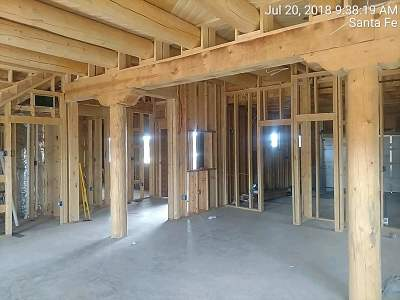 Santa Fe NM Single Family Home For Sale: $545,000