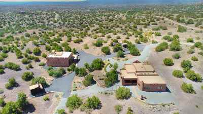 Santa Fe NM Single Family Home For Sale: $1,385,000