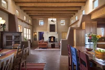 Santa Fe Single Family Home For Sale: 35 Coppermallow
