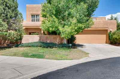 Santa Fe Condo/Townhouse For Sale: 3101 Old Pecos Trail #626