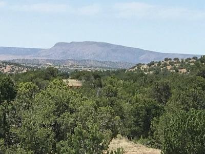 Galisteo Basin Prsrv Residential Lots & Land For Sale: 8 Vereda De Los Angeles