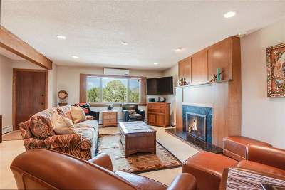 Santa Fe Single Family Home For Sale: 2327 Old Arroyo Chamiso Road
