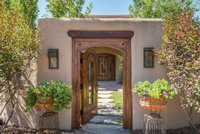 Las Campanas Single Family Home For Sale: 5 Grillo Loco