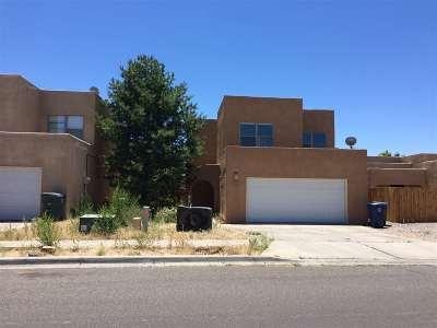 Santa Fe Single Family Home For Sale: 2818 Calle De Oriente