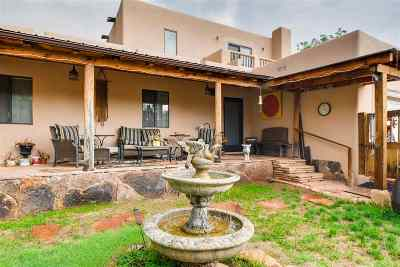 Single Family Home For Sale: 24 Camino Real