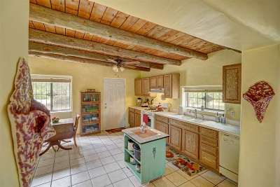 Santa Fe Single Family Home For Sale: 4738 Agua Fria