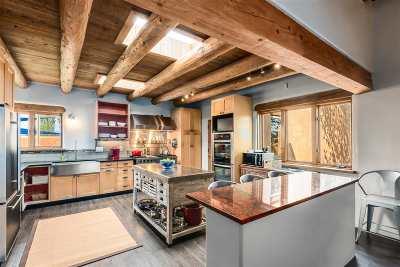 Santa Fe Single Family Home For Sale: 20 Rancho Cholla Lane