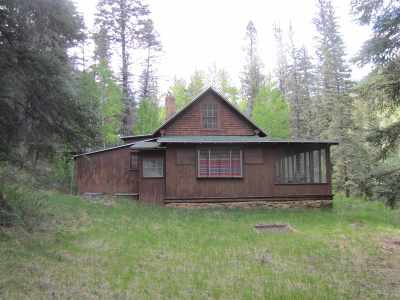 Single Family Home For Sale: Cabin Holy Ghost #Lot 3