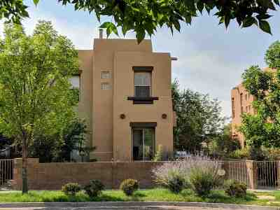 Santa Fe Condo/Townhouse For Sale: 10 Emory Pass