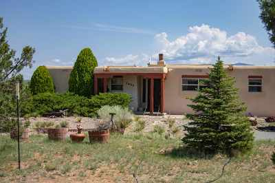 Santa Fe Single Family Home For Sale: 3405 Vereda Alta
