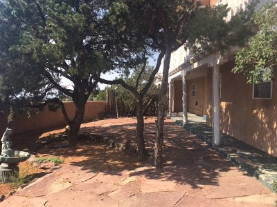 Santa Fe Single Family Home For Sale: 62 Paseo Vista